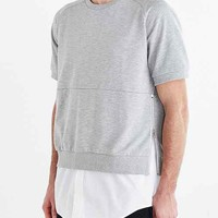 Shades Of Grey By Micah Cohen Short-Sleeve
