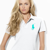 Classic-Fit Big Pony Polo