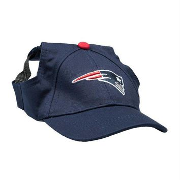 PEAPYW9 New England Patriots Pet Baseball Hat