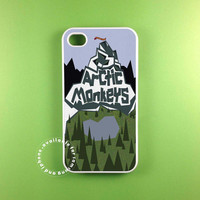 custome artic monkeys cover band  fit on iphone 5S iphone 5C iphone 5 iphone 4 S samsung galaxy 3 and samsung galaxy s4