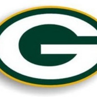 "Green Bay Packers 12"""" Logo Car Magnet"