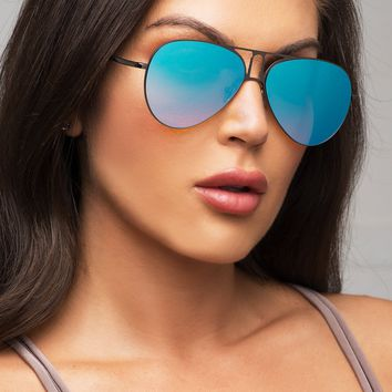Summer Glow Sunglasses