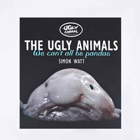 The Ugly Animals Book - Urban Outfitters