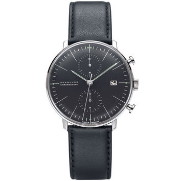 Max Bill 027/4601.00 Chronoscope watch by Junghans