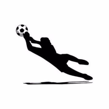 Soccer Goalie Snap Charm 20mm for Snap Jewelry