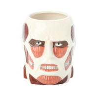 Attack On Titan Colossal Titan Mug