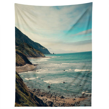 Catherine McDonald California Pacific Coast Highway Tapestry