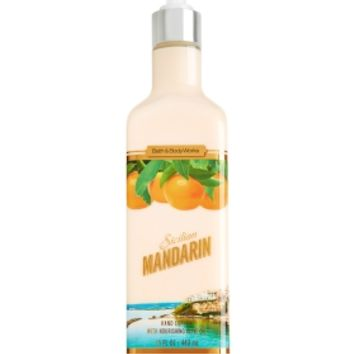 Luxury Hand Lotion Sicilian Mandarin