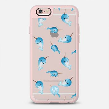 Nutty Narwhals Transparent Case by Wonder Forest iPhone 6s case by wonder forest | Casetify