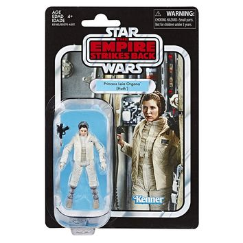 Princess Leia Organa Hoth Star Wars The Vintage Collection