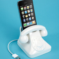 Jonathan Adler Porcelain Cell Phone Cradle