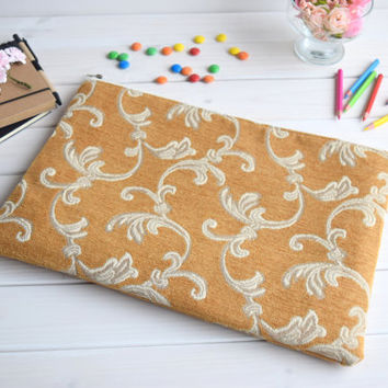 Yellow MacBook Air Pro 13 case, MacBook Pro Retina 13 case, MacBook 12 case, MacBook Air 11 case, MacBook 15 case, iPad Pro sleeve