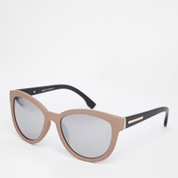 River Island Iggy Mirror Sunglasses
