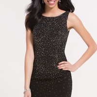 Alyce 4486 Fitted Dress with Beading