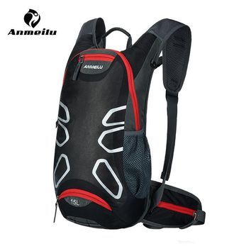 ANMEILU Bicycle Bags Waterproof MTB Road Mountain Bike Bags Pannier Climbing Cycling Basket Backpacks Bicycle Accessories 2017