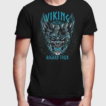 Asgard Viking Black T-shirt