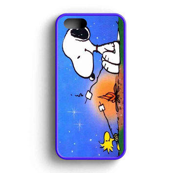 Snoopy Barbeque iPhone 5 Case iPhone 5s Case iPhone 5c Case