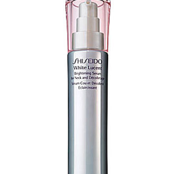Shiseido White Lucent Brightening Serum for Neck and Decolletage