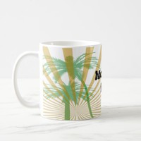 Morning Coffee in Paradise Mug