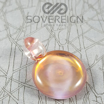 Glass Pendant by SAF Glass