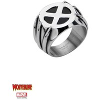 The Marvel XMEN Ring - Chrome