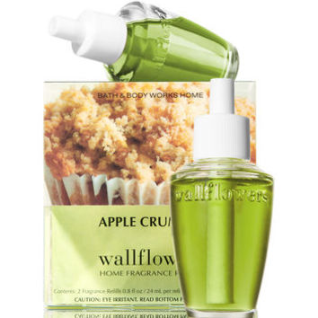 Apple Crumble Wallflowers 2-Pack Refills | Bath And Body Works
