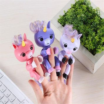 Finger Unicorn Pet (Available in Different Colors)