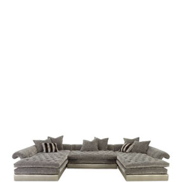 Old Hickory Tannery Galvin Sectional Sofa