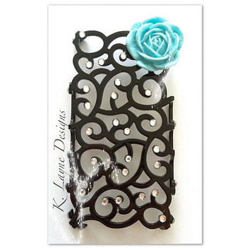 Custom Cell Phone Case Hollow by klaynedesigns on Etsy