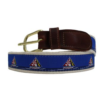 Maryland Skipjack Boat / Belt