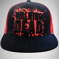The Walking Dead Trucker Hat