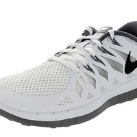 New Women's Nike Free 5.0 Running / Training Shoes Sz. 10 - white