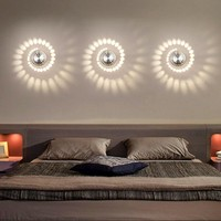 Modern Decorative LED Wall Lamps For Living Room Restaurant Coffee Shop