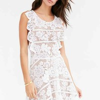 For Love & Lemons Gianna Mini Dress