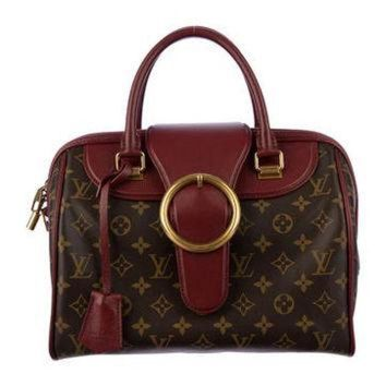 DCCKWV6 Louis Vuitton Monogram Golden Arrow Bag