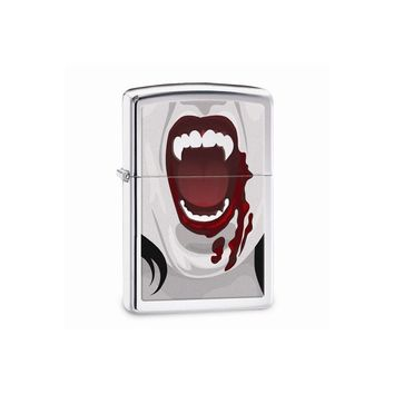 Zippo Vampiress 2 High Polish Chrome Lighter