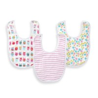 aden™ by aden + anais® 3-Pack Bib Set in Walk in the Park