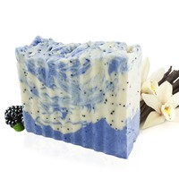 Moisturizing Vanilla Blackberry Soap