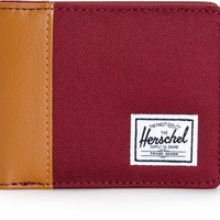 Herschel Supply Edward Windsor Wine Bifold Wallet