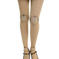 Blackheart Doll Leg Tights