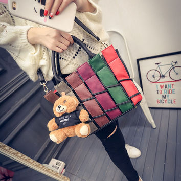 Stylish Korean Handcrafts One Shoulder Bags [6581807559]
