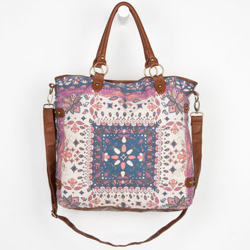 T-Shirt & Jeans Hilary Tote Bag Multi One Size For Women 24126295701