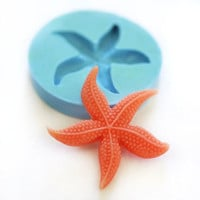 Star Fish 25mm Bakery Flexible Mold 320m FOOD SAFE