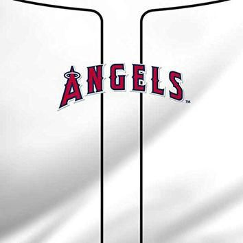 MLB Los Angeles Angels iPad Mini 3 Skin - Los Angeles Angels Home Jersey Vinyl Decal S