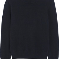 A.P.C. Atelier de Production et de Création - Kelly wool and cashmere-blend sweater