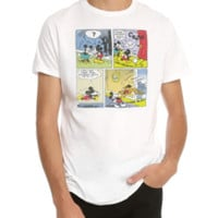 Disney Mickey Mouse Comic T-Shirt