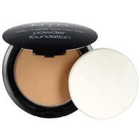 NYX Stay Matte But Not Flat Powder Foundation - Caramel - #SMP10