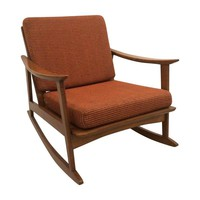 Pre-owned Mid-Century Danish Style Rocker