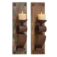 Jameson Candle Sconce (Set of 2)