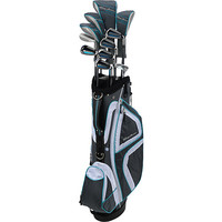 TOMMY ARMOUR Women's Silver Scot Complete Golf Set